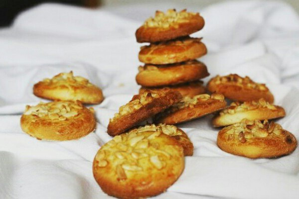 холестерин печенье