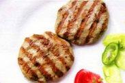 рецепт Куриные котлеты с грибами