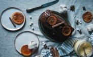 рецепт Пряный медовый хлеб