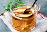 рецепт Грибной чай