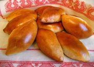 рецепт Пирожки из печи