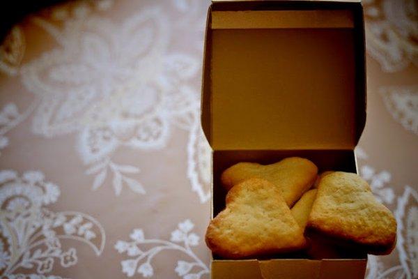 Песочное печенье с крахмалом рецепты с фото