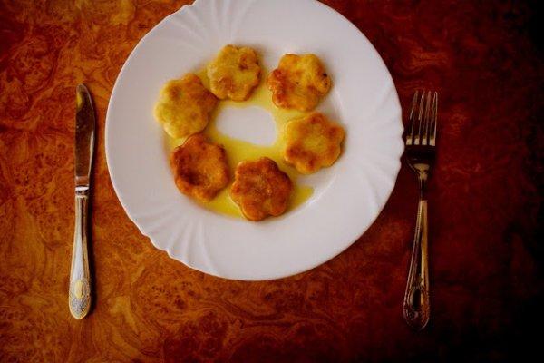 Картопляники рецепт без начинки рецепт с фото