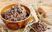 рецепт Пшеничная кутья с маком
