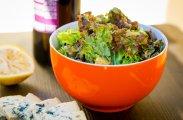 рецепт Салат с авокадо и медово-горчичным соусом от Гордон Рамзи