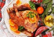 рецепт Курица в мандариновых глазури
