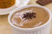 рецепт Шоколадный заварной крем от  Анастасии Скрипкиной