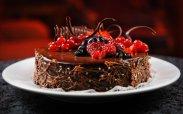 рецепт Двойной шоколадный торт от Эктор Хименес Браво