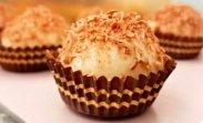 рецепт Конфеты из белого шоколада
