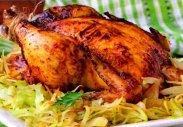 Как приготовить курицу в духовке на решетке