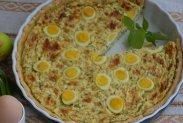рецепт Тарт с яйцом
