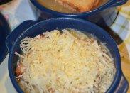 рецепт Французский луковый суп классический