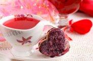 рецепт Печенье с черникой и орехами