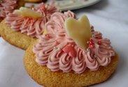 рецепт Печенье с малиной