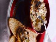 рецепт Крем-паста из тунца с каперсами от Джейми Оливер