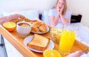 рецепт Здоровый завтрак, как начать день правильно