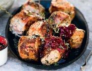 рецепт Вкуснейший шашлык из свиной вырезки