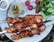 рецепт Самый вкусный шашлык из свинины