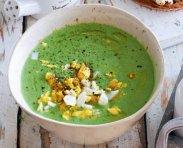 рецепт Суп из черемши с яйцом