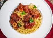 рецепт Спагетти с томатным соусом из фильма Крестный отец