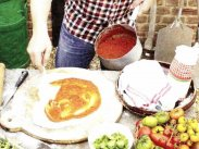 рецепт Томатный соус для пиццы от Джейми Оливера