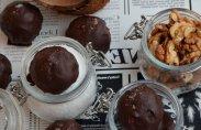 рецепт Полезные конфеты Абрикосовое баунти