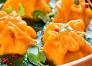 рецепт Равиоли по-провански с рикоттой и шпинатом