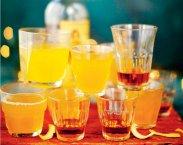 рецепт Горячий лимонад с ромом