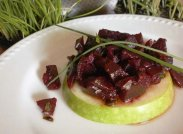 рецепт Салат из свеклы с яблоком