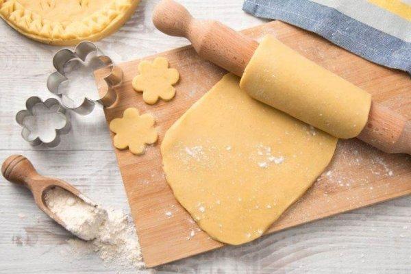 Песочное тесто рецепт с фото пошаговый