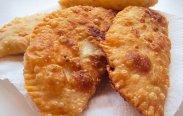 рецепт Хачапури с сыром и зеленью
