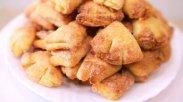 рецепт Печенье Гусиные лапки