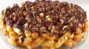 рецепт Быстрый торт с кукурузных палочек