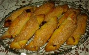рецепт Рогалики с вареньем