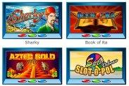 Аппараты игровые онлайн