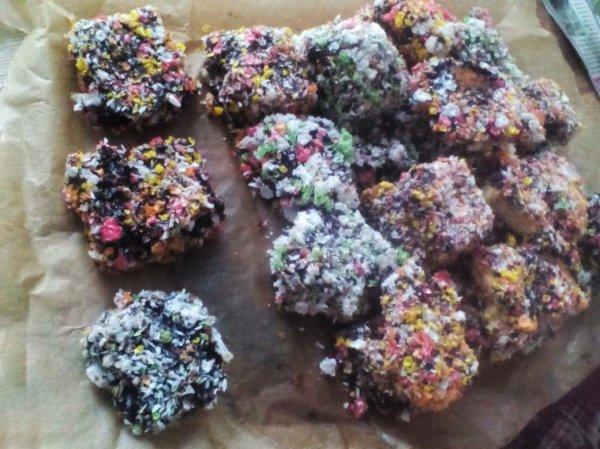 Печенье ёжики рецепт с фото