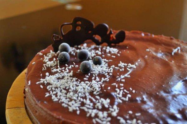 Кокосовый торт рецепт с фото