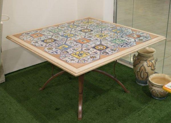 Каменные столы от Villa Grazia