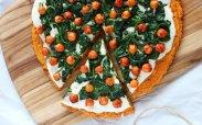 рецепт Пицца с основой из картофеля