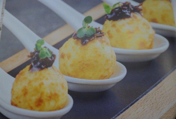 Крокеты из картофеля рецепт с фото