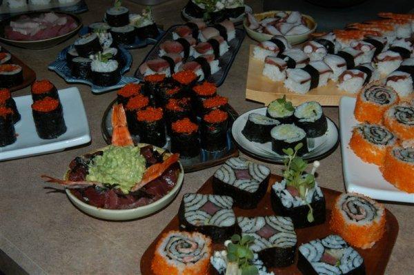 Суши сет рецепт с фото