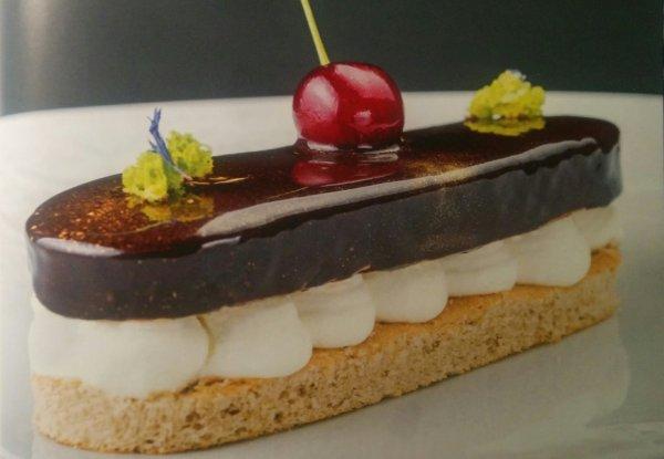 Гречневые бисквитные пирожные от Эктора Хименеса Браво рецепт с фото