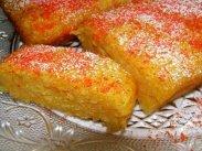рецепт Тыквенный пирог с манкой