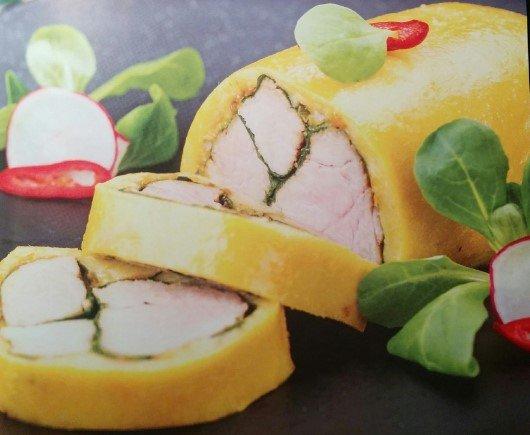 Запеченная свинина в тесте от Эктора рецепт с фото