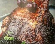 рецепт Свиная лопатка с черносливом от Эктора
