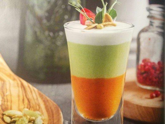 Закуска мусс из тыквы от Эктора рецепт с фото