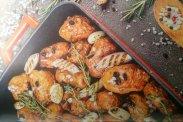 рецепт Запеченная картошка от Эктора