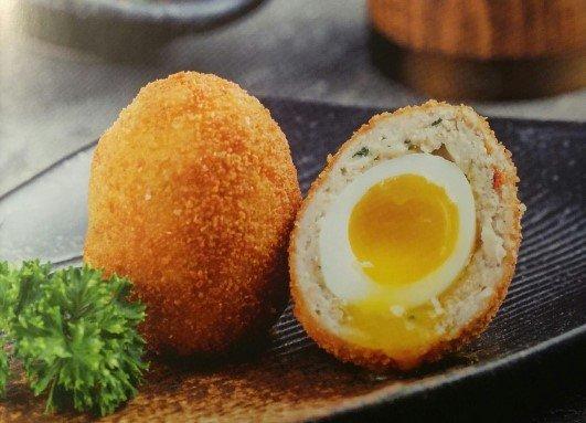 Яйца по шотландски от Эктора рецепт с фото