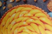 рецепт Тарт Татен с персиками от Эктора