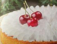 рецепт Песочный пирог с вишней в духовке